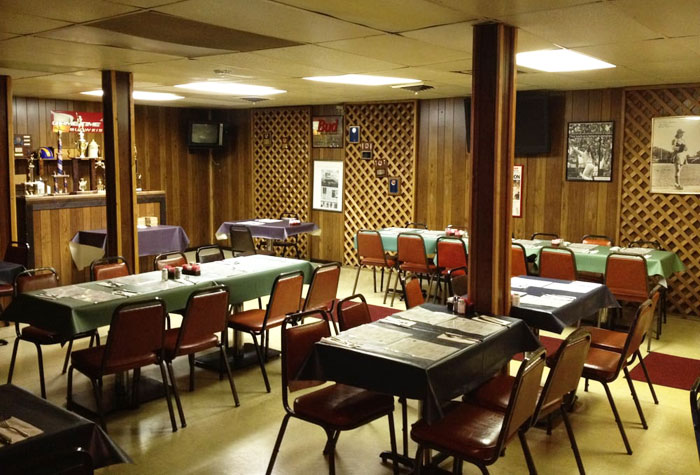 Lost Tables: Barbecue Joints